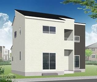 柳原町新築住宅