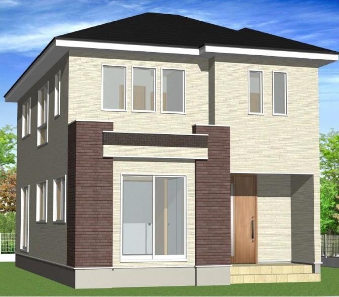 黒岩モデルハウス