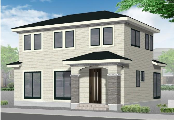 一箕町八幡新築モデルハウス