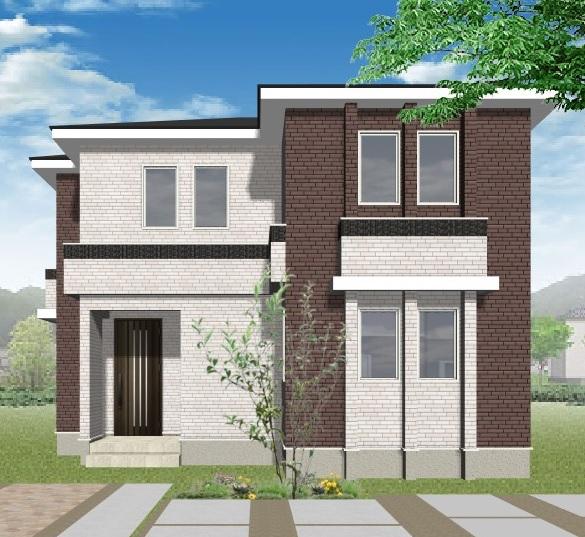 門田町黒岩モデルハウス